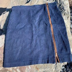 Ralph Lauren denim skirt size 16